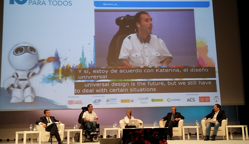 Tourism Conference in Madrid - 1
