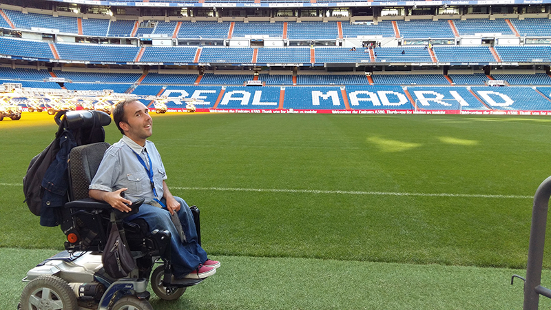 An Accessible Whirlwind in Madrid - 1