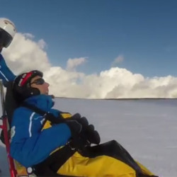 Accessible Skiing in Catalonia